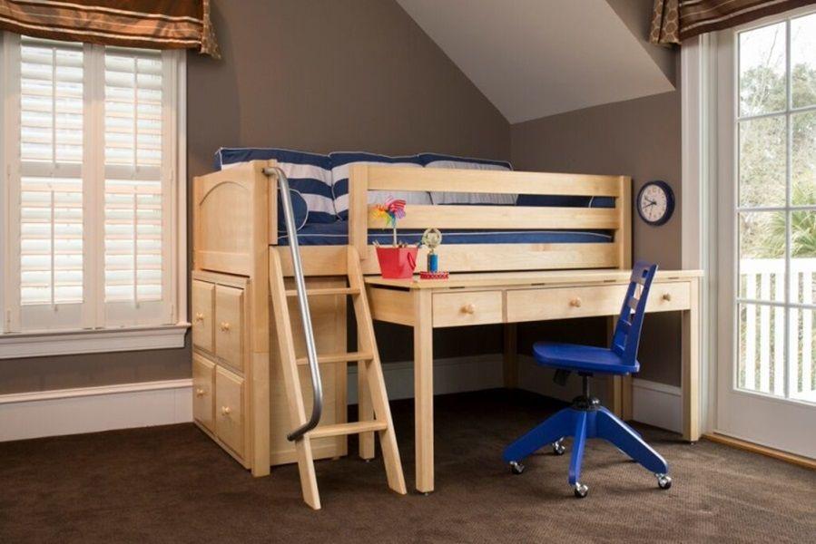 Hochbett Mit Schreibtisch Pläne #Schlafzimmer Komplett - Schreibtisch Im Schlafzimmer