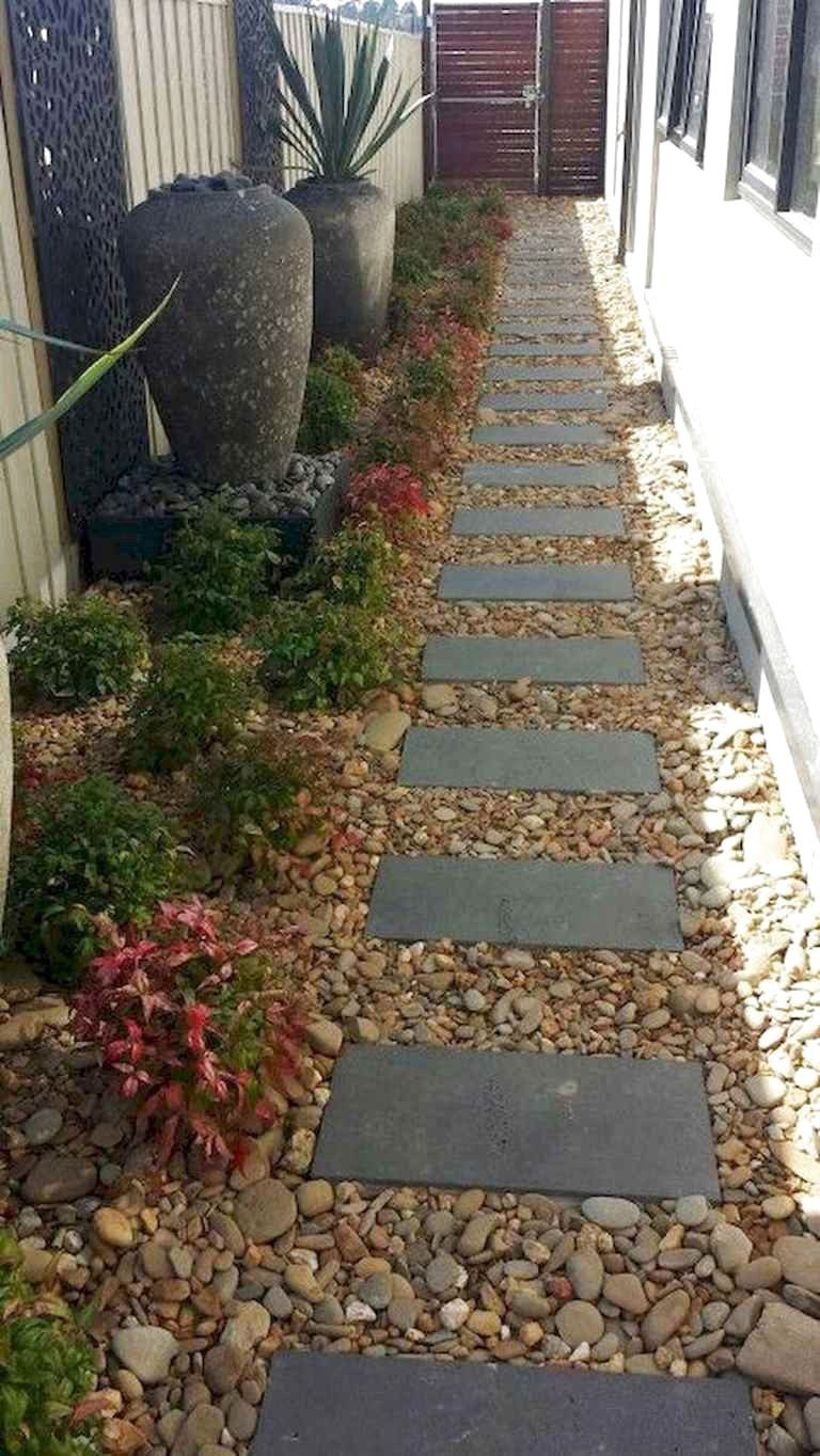 57 Favourite Garden Path And Walkway Ideas Design Ideas ... on Side Yard Path Ideas id=88344