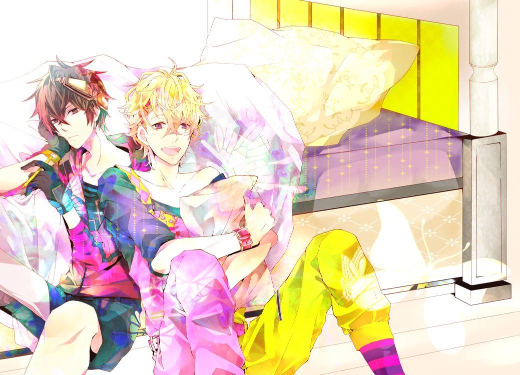 Karneval Gareki & Yogi | Yogi X Gareki | Pinterest | Anime ...