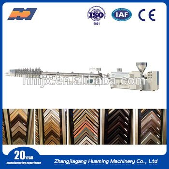 Ps Foam Photo Profile Extruding Machine / Picture Frame Making ...