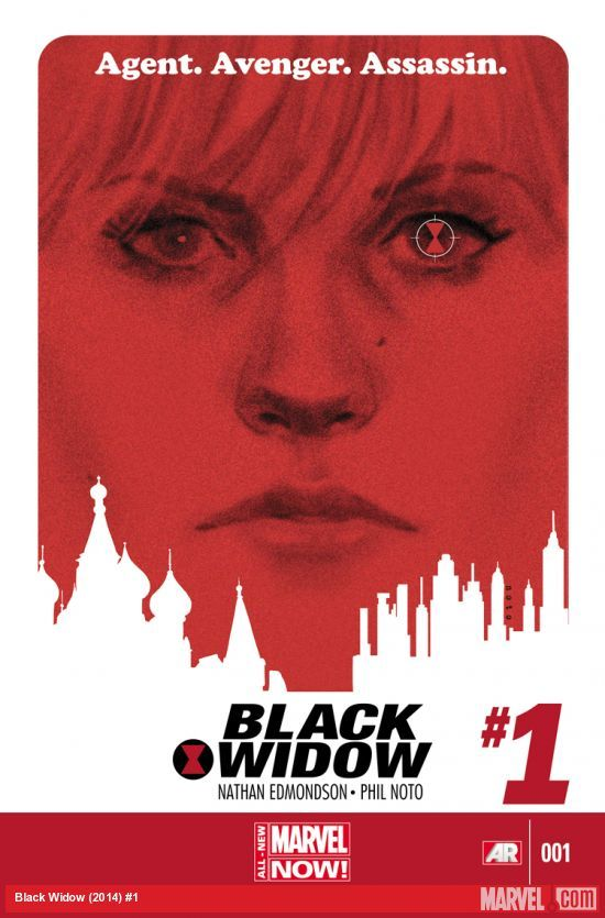 Black widow first issue review.