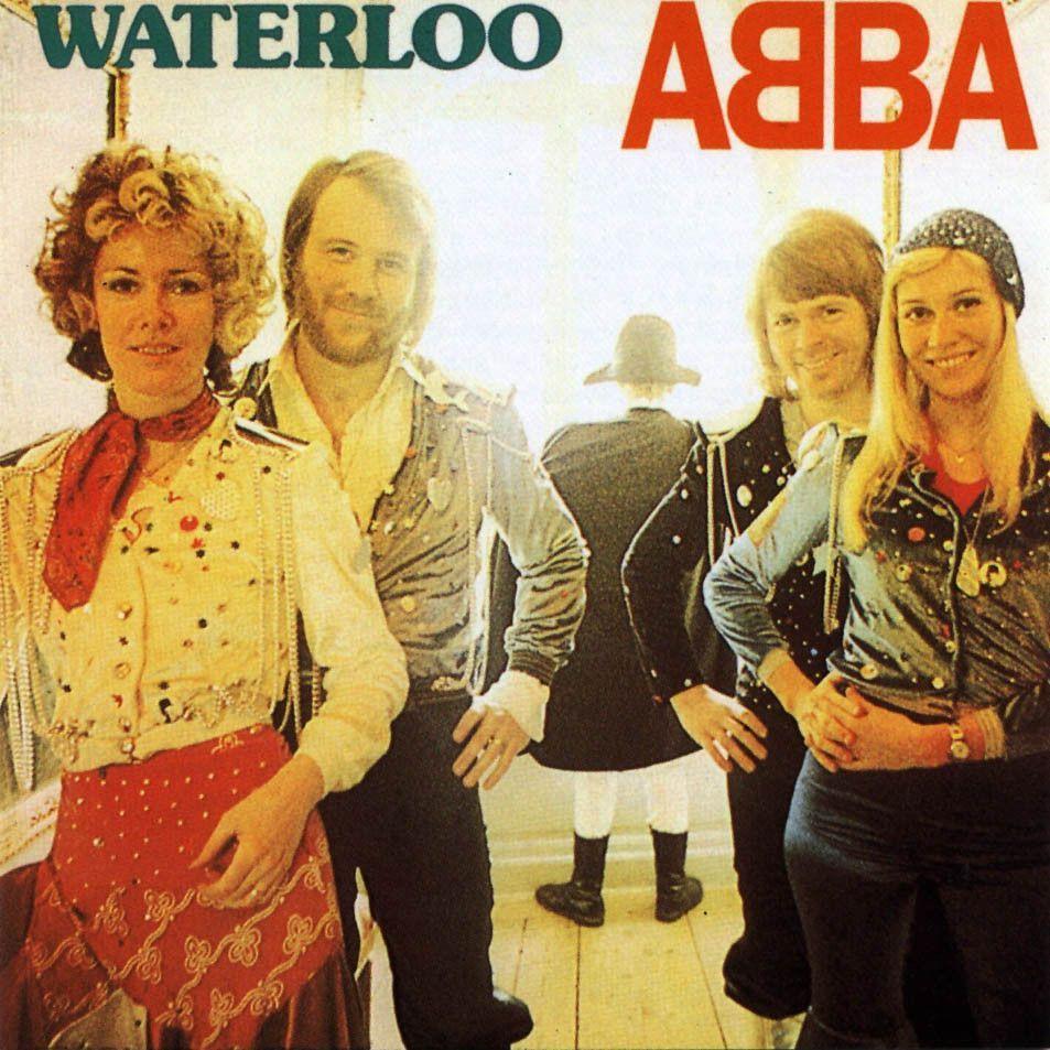 Abba Waterloo On Vinyl Lp Waterloo Abba Album Covers King