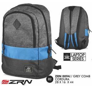 Tas Ransel Pria Trendy Laptop Series [ZRN 0094] (Brand Everflow) Free Ongkir