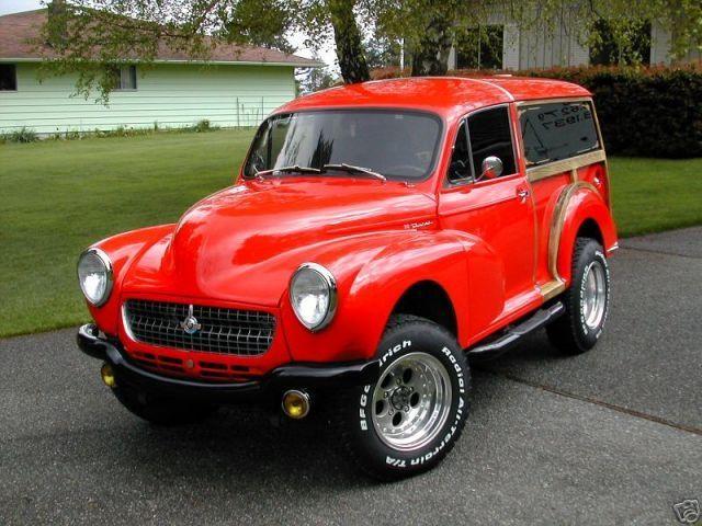 1957 Morris Minor Custom 4x4