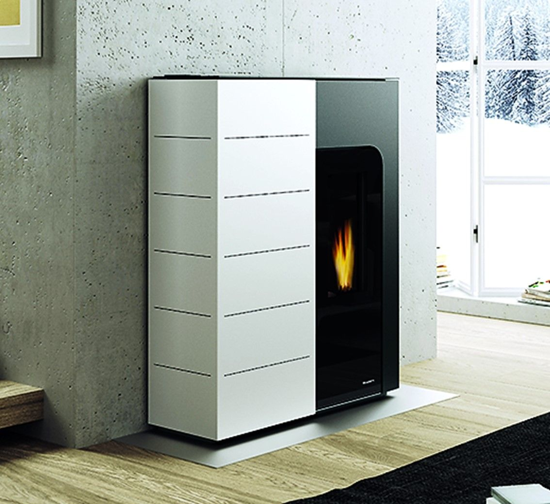 palazzetti ginger wood pellet stove for more information http