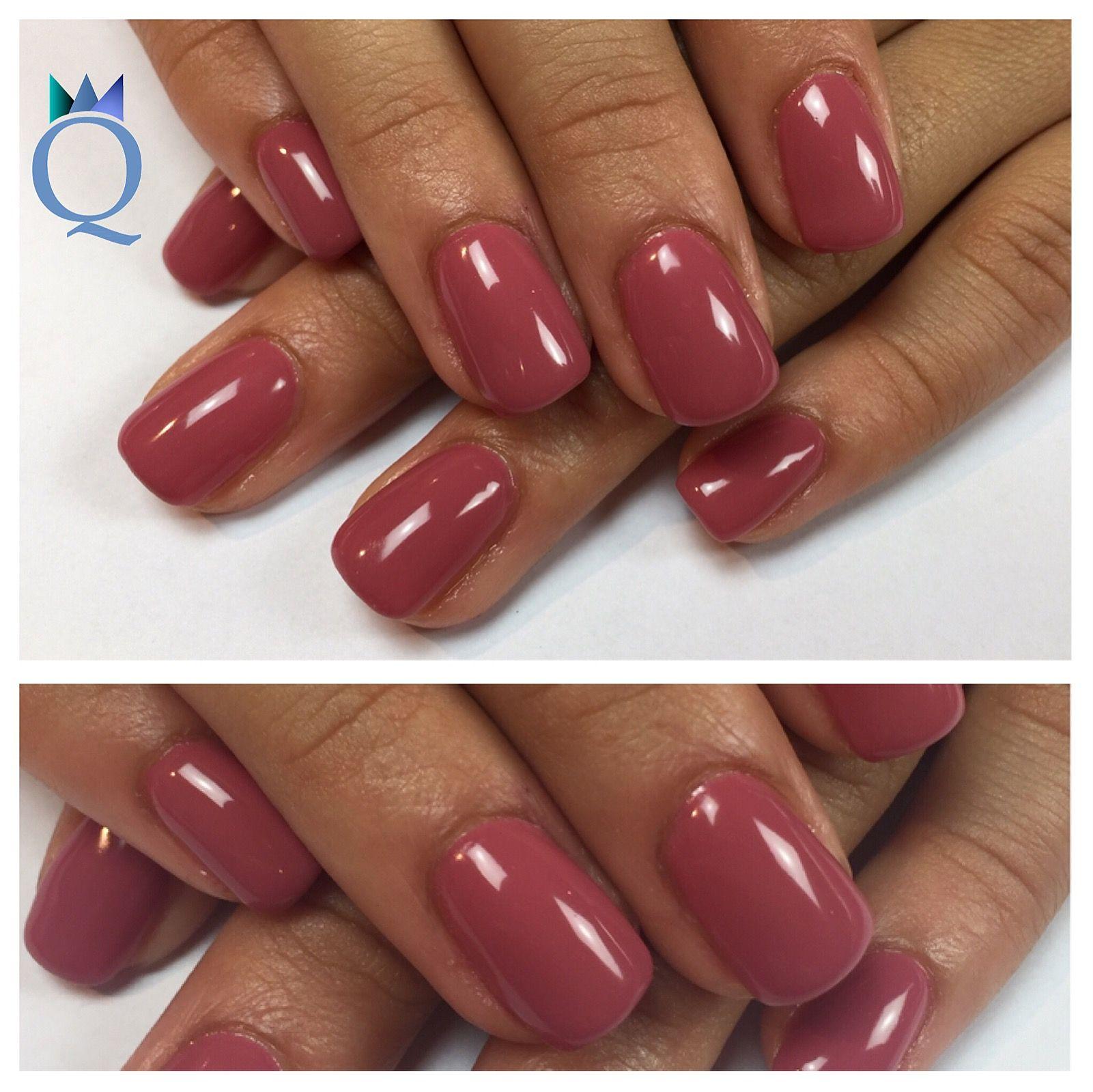 shortnails #gelnails #nails #plume #fallnails #kurzenägel #gelnägel ...