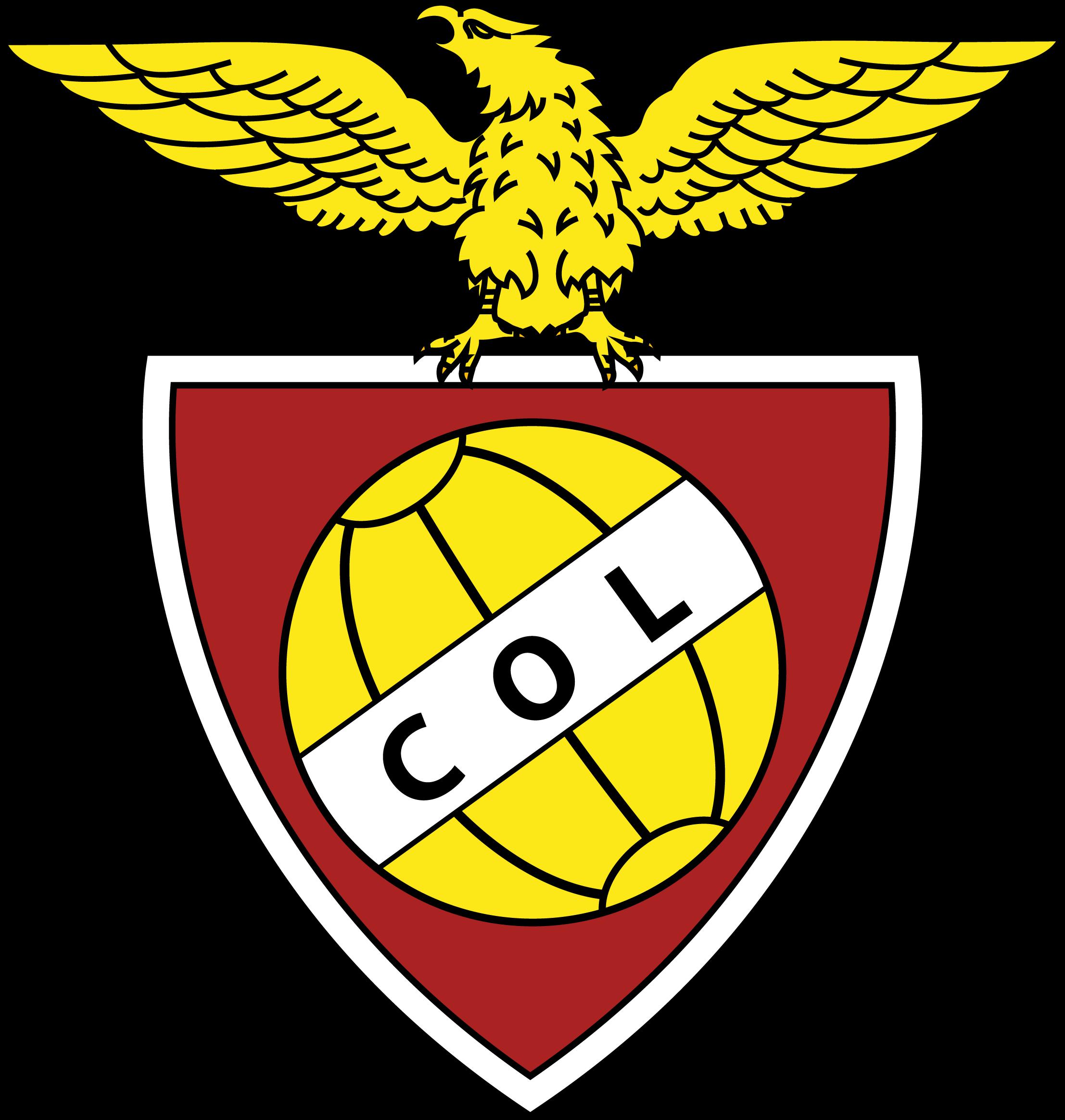 Clube Oriental de Lisboa Football logo, Team badge