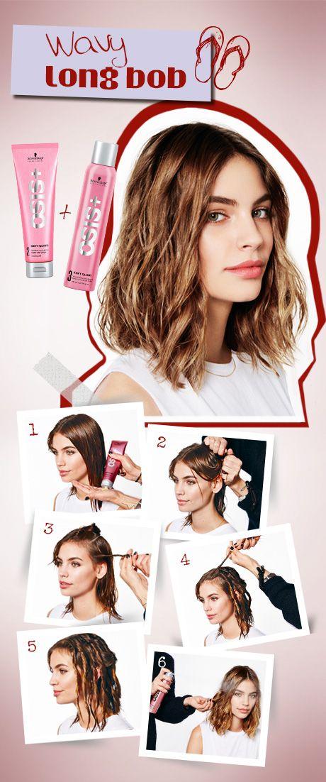 Undone Summer Hairstyles With Schwarzkopf Part I Trendy