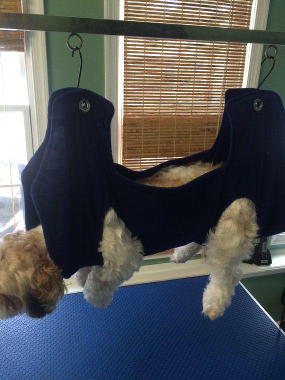 Hammock Helper Grooming Hammock Grooming And Nail Trimming Dog Grooming Supplies Dog Hammock Dog Grooming Salons