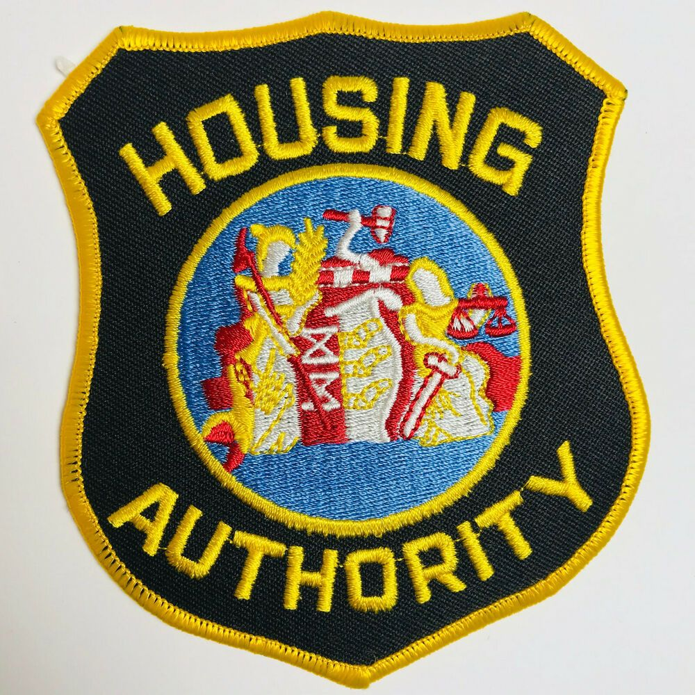 Housing Authority Newark Essex County New Jersey Patch Essex County Patches For Sale Bergen County New Jersey