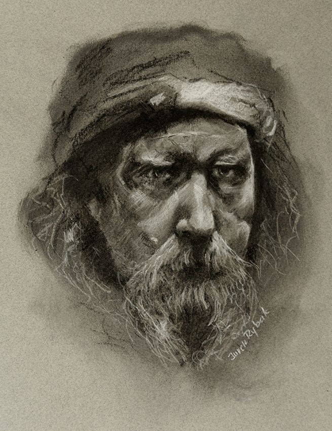 Homeless by JurekRybak on DeviantArt