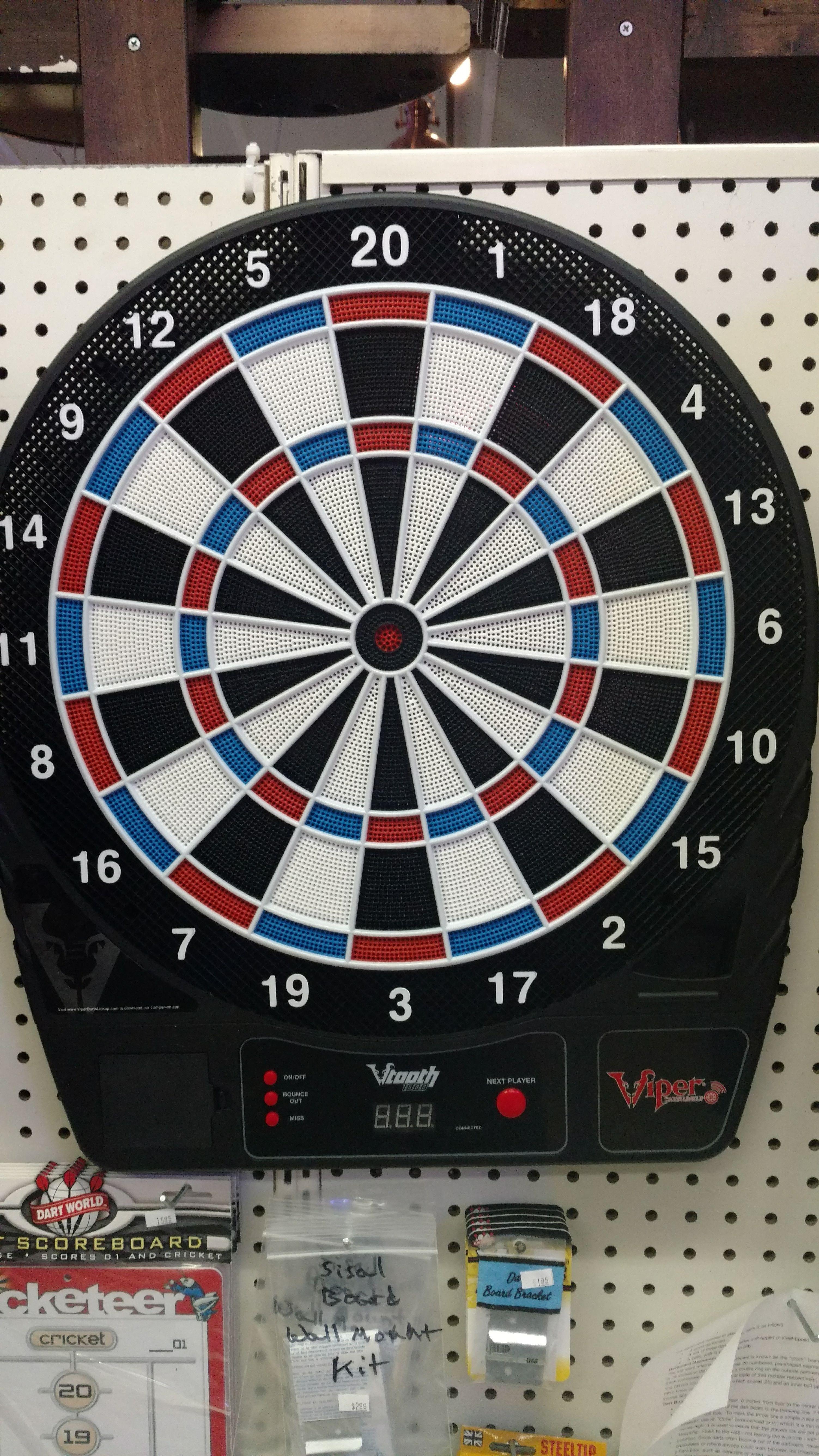 Viper VTooth 1000 Blue Tooth Enabled darts kdamusement