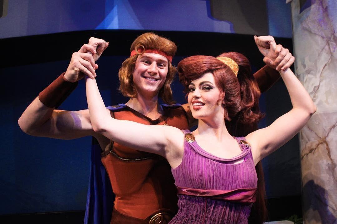 Hercules And Meg Disney Hercules Disney Face Characters