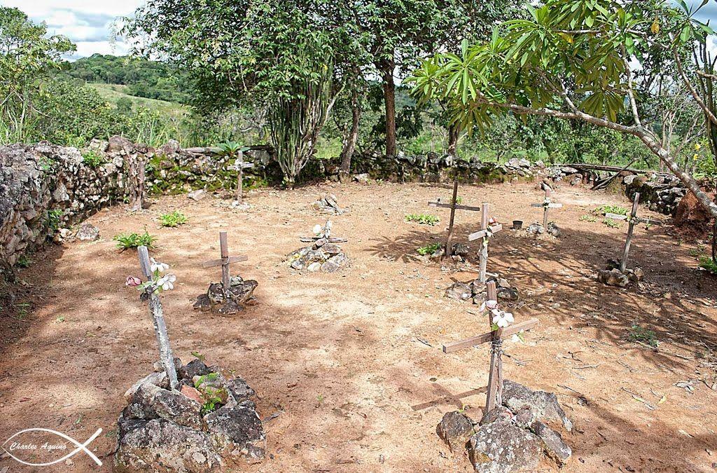 Conceição do Pará MG ( Aldeia do Pará, Cemitério Dos Moratos)