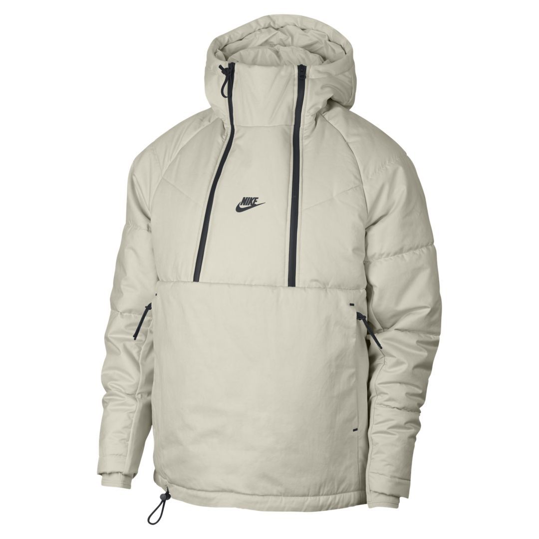 a9f21f033190 Nike Sportswear Tech Pack Men s Synthetic Fill Jacket Size 2XL (Light Bone)