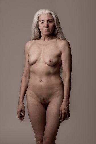naked old short women