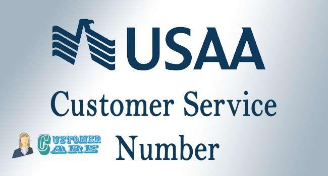 usaa customer service number