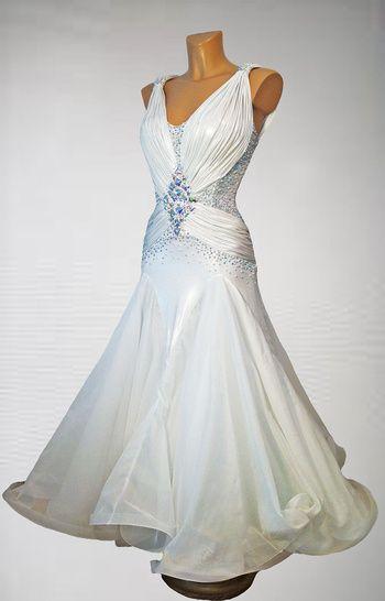 White Dancing Dresses