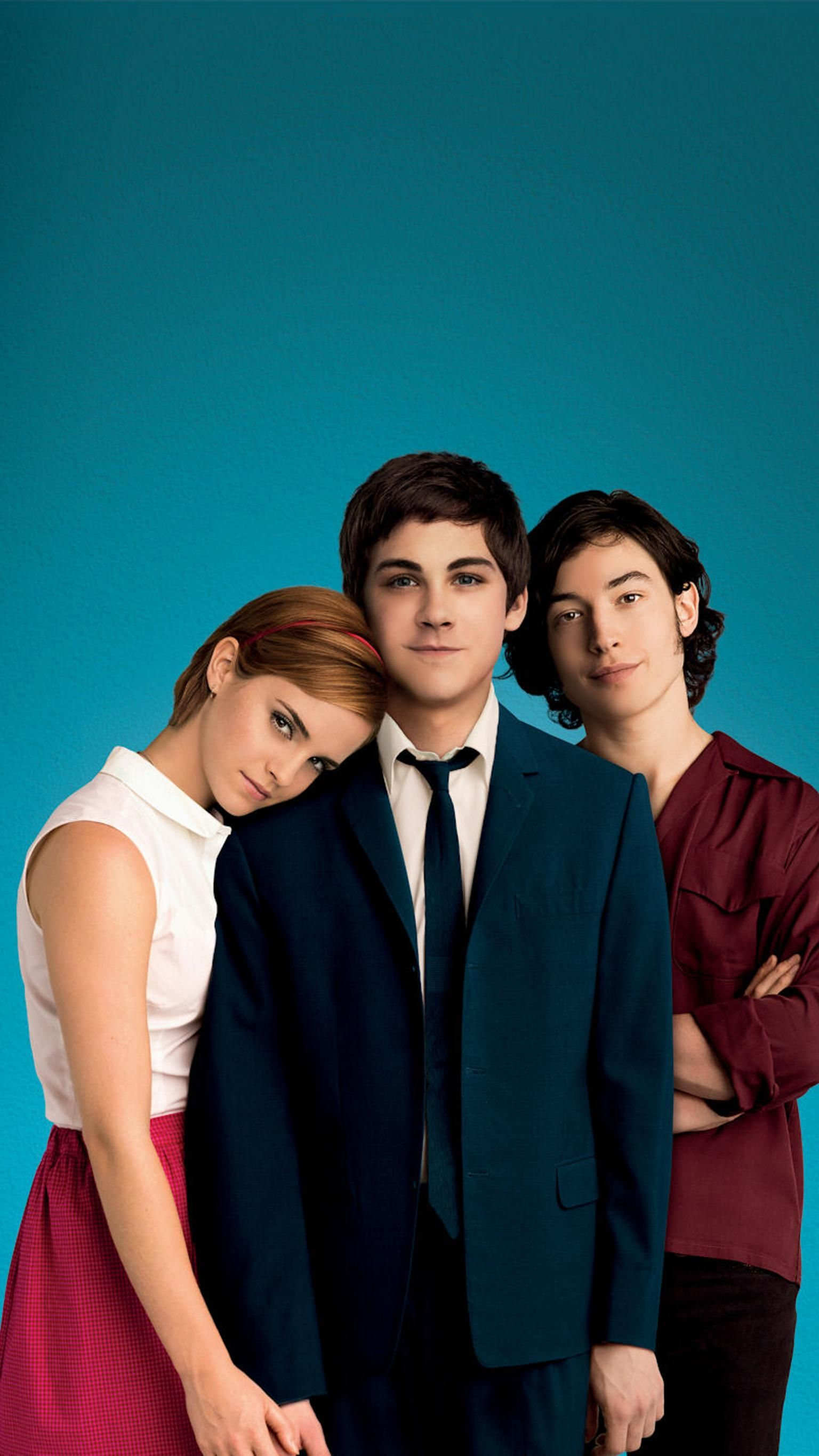 The Perks Of Being A Wallflower 2012 Phone Wallpaper As