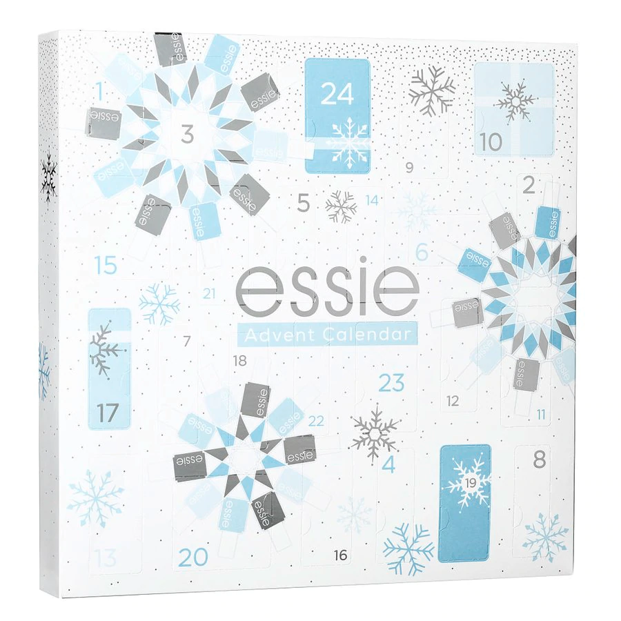 Essie Adventskalender Nagellack adventskalender, Beauty