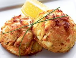 Maryland Crab Cakes are one of those foods dreams are made of. It all begins with the sweetest chunks of Colossal Lump Crab delicately melded...