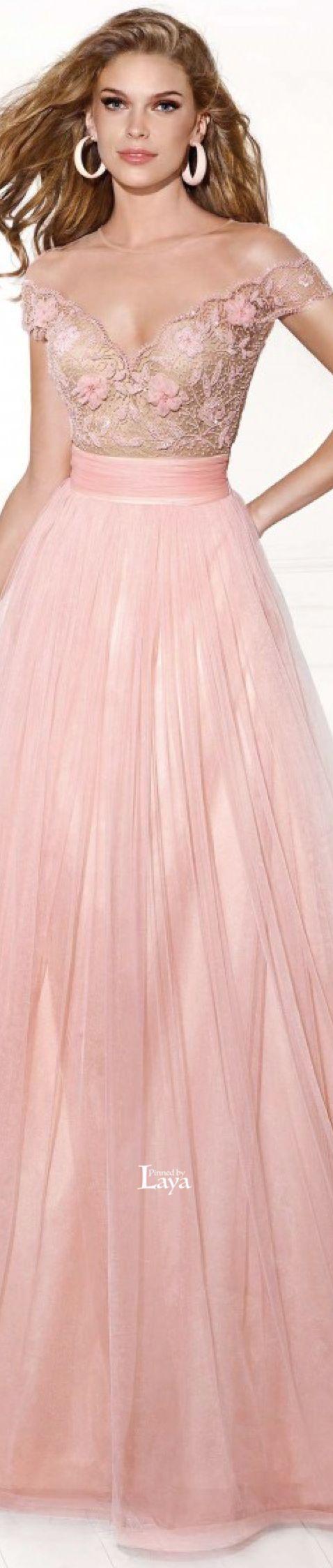 ROSA SUAVE....❤   Elegant Gowns   Pinterest   Hermosa, Vestiditos y ...