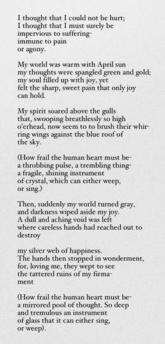 Bipolar Poems 7
