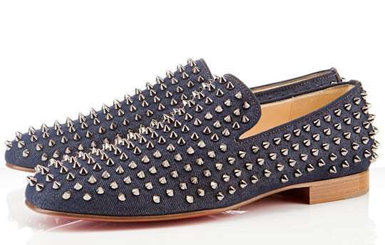 146e295e814 Spiked Footwear   Christian Louboutin Rollerboy Shoes