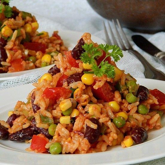 Reissalat Mexico von eichkatzerl | Chefkoch