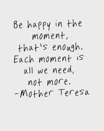 A beautiful reminder to be present in the moment & not let the craziness of life steal the joy all around us #quotes #beinthemoment #happiness #simplicity #live #behappy #bepresent #quotestoliveby #usquotes