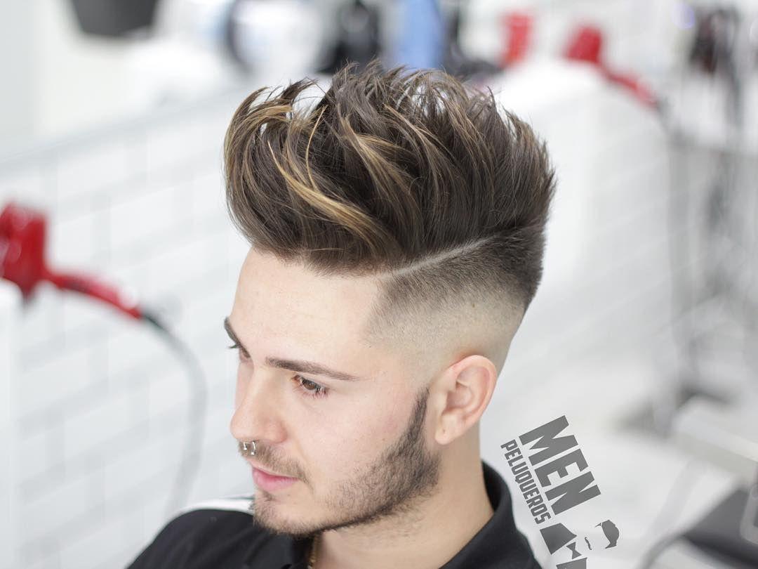 Haircut by menpeluqueros http://ift.tt/1omq0pe #menshair #menshairstyles…