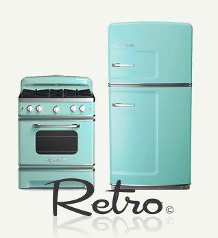 Ranges Stoves Shop Pro Retro Appliances Retro Appliances Retro Kitchen Modern Refrigerators