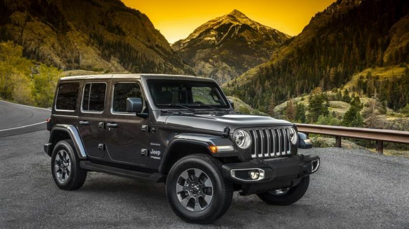 2019 Jeep Wrangler Unlimited Review Colors New Jeep Wrangler