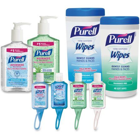 Beauty In 2019 Hand Sanitizer Purell Wipes Germs On Hands