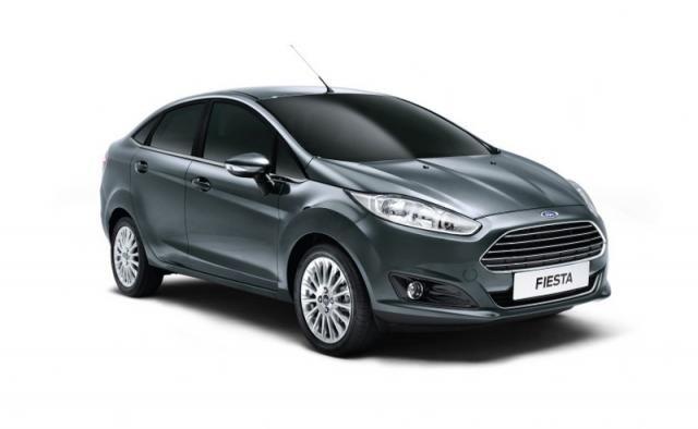 It S Not An Rs7 Or An F Type But In Its Segment The Fiesta Name