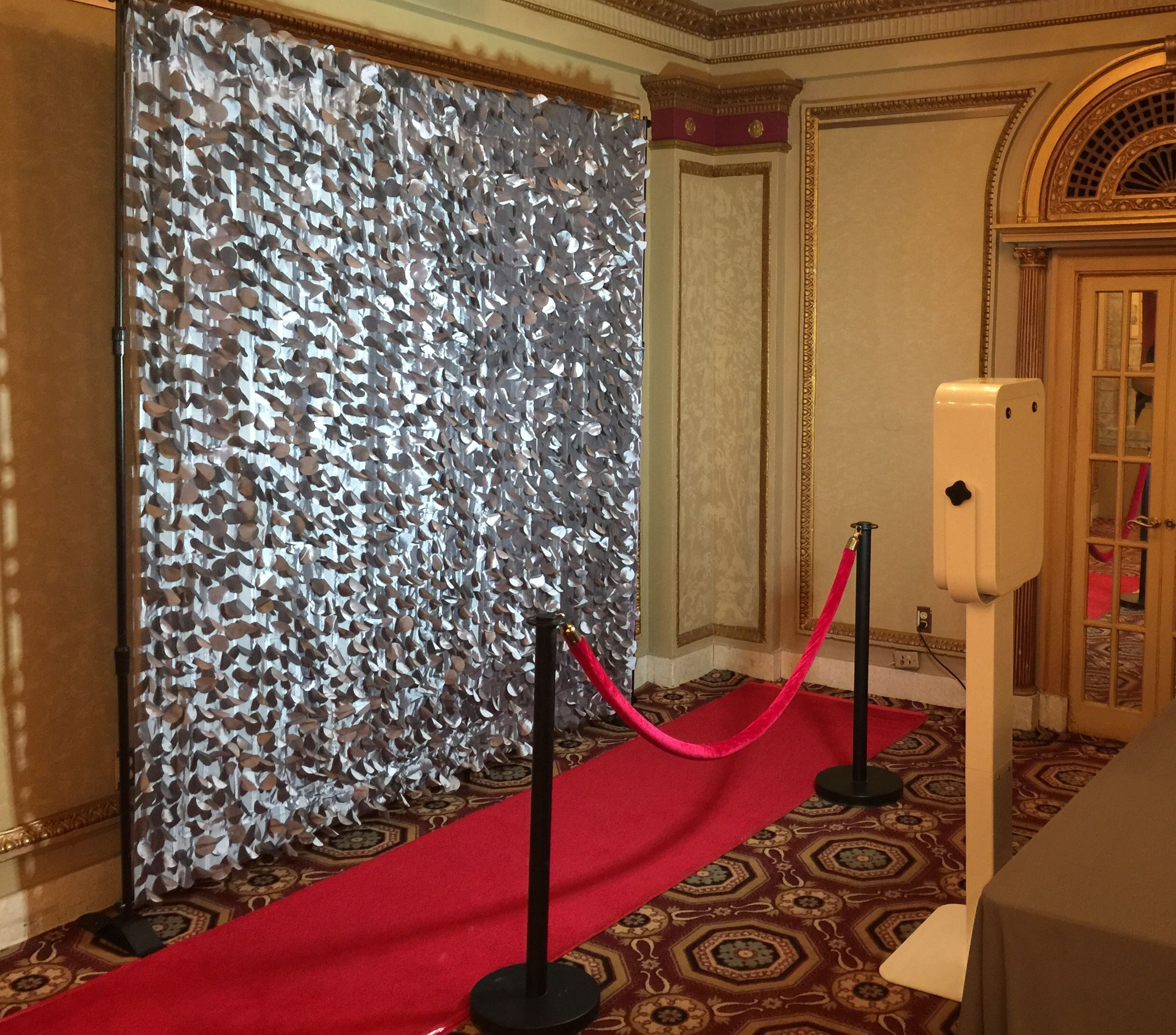 Photo Booth Of The Stars Open Photo Booth Kiosk Red Carpet