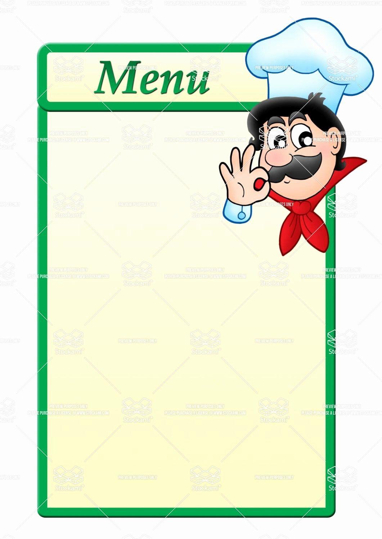 Blank Restaurant Menu Template Best Of Free Printable Blank Menu Templates Free Printable Menu Template Free Printable Menu Restaurant Menu Template