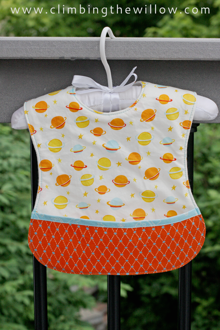 Fort Worth Fabric Studio Oh Sew Baby Bib Tutorial Sewing Babies