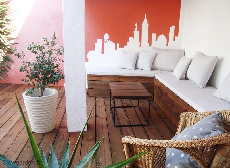 decoracion terrazas pequeñas modernas Terrazas Pinterest Interiors