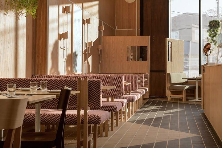 savio volpe restaurant by ste marie vancouver canada retail design blog - Interior Design Blogs Canada