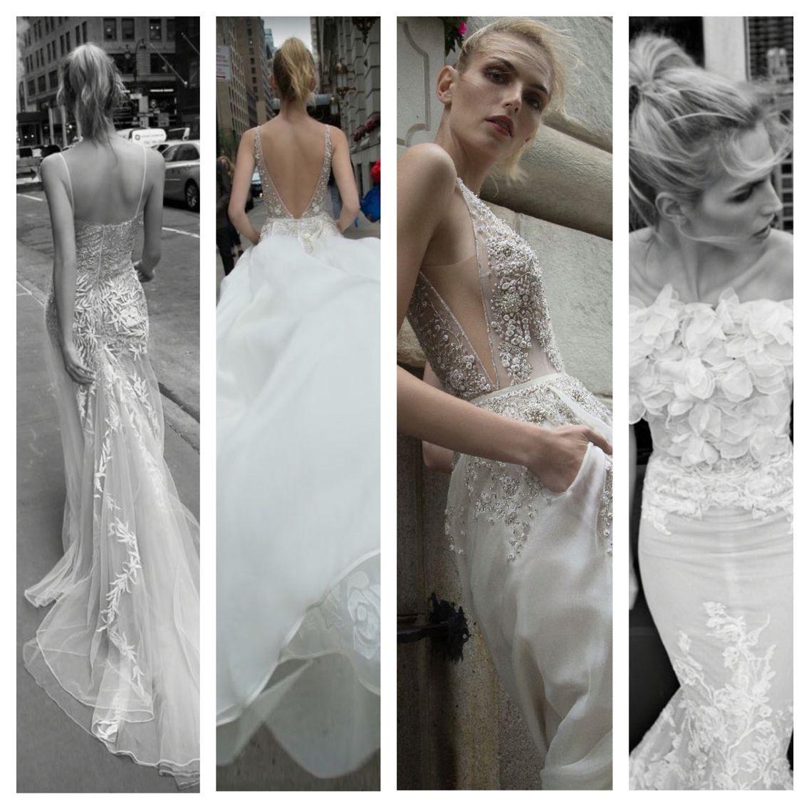 Tendencias Vestidos de Novia 2016 colección Inbal Dror #novias #bridal #weddingplanner #bodas #tendencias #trends #weddhunting