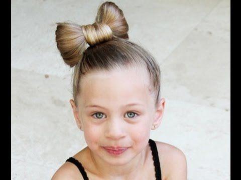 Belle Coiffure pour petite fille YouTube Coiffure