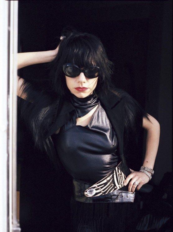 Photo Of Pj Harvey Young