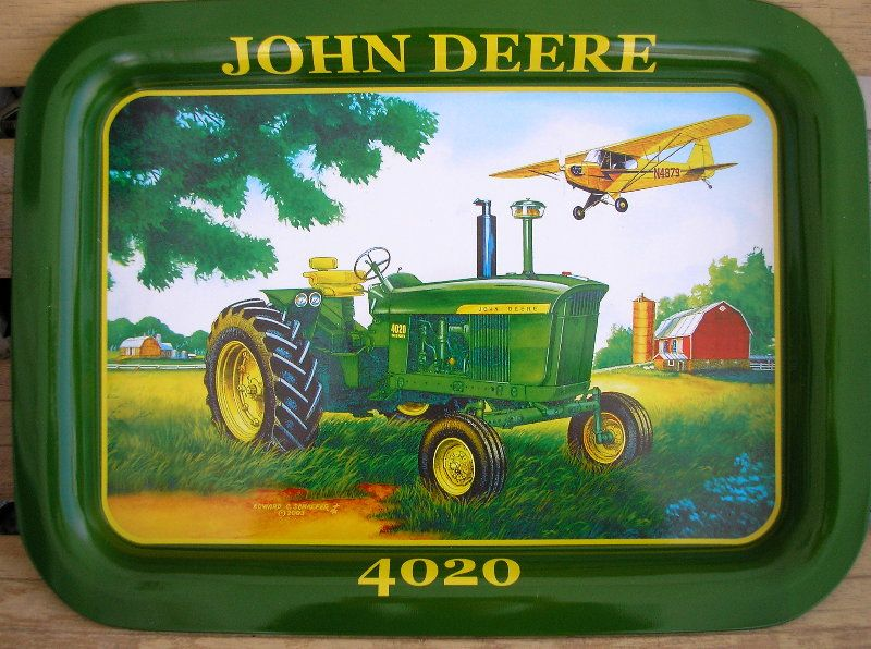 Girly John Deere Paintings : John deere logo clip art bedding fabrics
