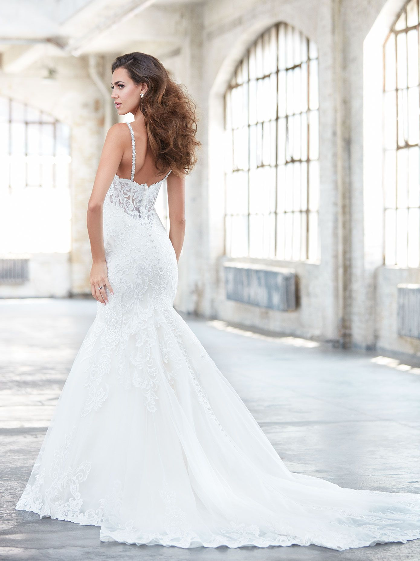 Designer: Madison James Style: MJ318 Available at Bliss Bridal in ...