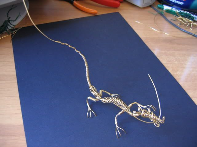 Pin by Vu Quang Tin on Dragon Wire   Pinterest   Wire art, Wire ...