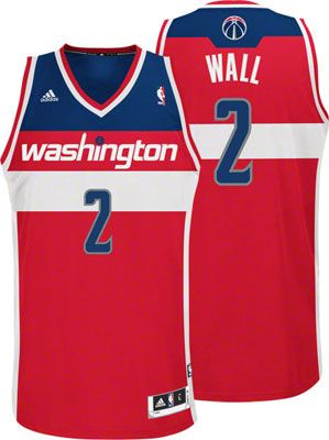 Washington Wizards Jersey 49f482a61