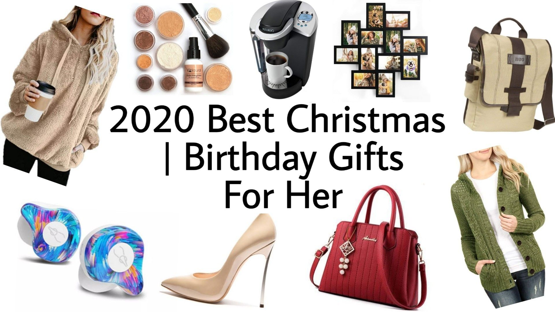 Christmas Presents For Girlfriend 2020 Top Christmas Gifts for Her,Girls,Girlfriend,Wife 2020, Best