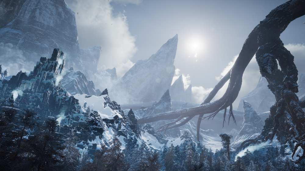 You Can Visit Asgard And Jotunheim In Assassin S Creed Valhalla Pcgamesn Assassins Creed Valhalla Assassin