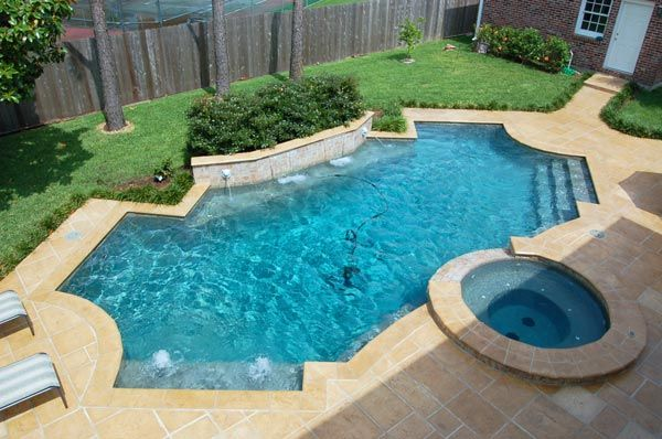 Pools Projects Backyard Living Pools Custom New Orleans Pools